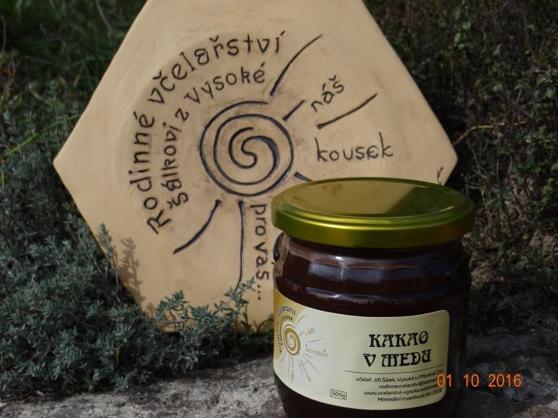 Kakao v medu