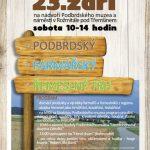 FARMÁŘSKÝ AŘEMESLNÝ TRH 23.9.